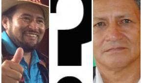¿Indígenas en la campaña de Santos?