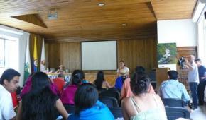 Jóvenes reflexionan sobre educación superior indígena