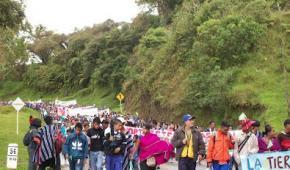 Autoridades Inga de Villagarzón (Putumayo) rechazan implementación de Megaproyectos