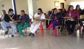 LA COMUNIDAD INDÍGENA MUISCA DE FONQUETÁ Y CERCA DE PIEDRA A TONO CON EL DECRETO AUTONÓMICO