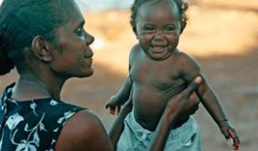 Gobierno y aborígenes se enfrentan por algo más que la tierra en Australia