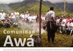 Los Awa; el pueblo con mayor riesgo de extinción en Colombia