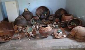 Capturan banda que robaba piezas arqueológicas en cementerios indígenas
