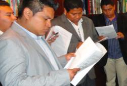 Indígenas están ejerciendo Derecho Propio, no evadiendo acción de justicia en caso de Rojas Birry