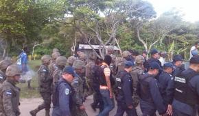 Desalojo de la comunidad de Barra Vieja, el Indura Resort y la estrategia de expulsión de los Garífunas de Honduras