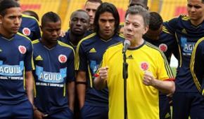 Juan Pa, El seleccionador de Colombia