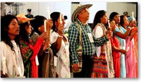 Mensaje del Presidente de la República, Juan Manuel Santos, con motivo del día internacional de los pueblos indígenas del mundo