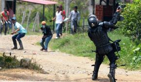 Senador de MAIS rechaza actos violentos contra hermanos indígenas en el Cauca