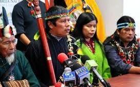 La CIDH falla a favor de la comunidad Sarayaku en Ecuador