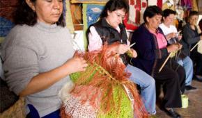 Grupo de artesanas de Nemqueteba celebra 10 años