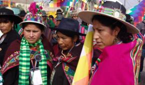 Mandato de la I Cumbre Continental de Mujeres Indígenas de Abya Yala