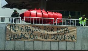La ONIC de suma a las jornadas de indignación de apoyo al Alcalde Petro