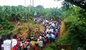 Un indígena muerto por el SMAD, dos más heridos, es el saldo inicial de Minga Nacional