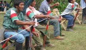 Anuncian creación de Guardia Indígena Nacional para Colombia