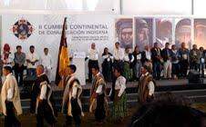 México/ II Cumbre de Comunicación Indígena, un espiral que une a los pueblos del Abya Yala