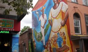 Nuevo Mural en Washington, un Homenaje a la Fortaleza del Pueblo