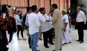 Indígenas de la ONIC ven con beneplácito diálogo con las FARC-EP y el Gobierno Nacional