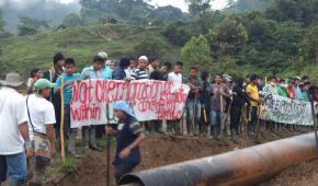 ¡Victoria! Se Desmanteló el Proyecto de Gas en Territorio U'wa