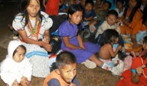 Este martes: Día clave para el retorno y reubicación de los Embera que están en situación de desplazamiento en Bogotá