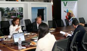 OPIAC  se reúne con diplomáticos para preparar el Yetara Uai
