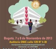 Primer Encuentro Distrital de Estudiantes Indígenas Universitarios