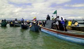"""""""Nadie sabe para quién trabaja"""". A propósito de la Delegación Afro e Indígena a la Habana"""
