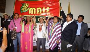 ¿Pueblos Indígenas tienen Vocación de poder?