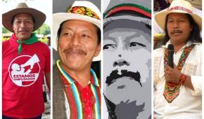 Feliciano habla desde San Isidro y líderes sociales expresan su solidaridad