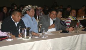 Audiencia Pública 'Pueblos Indígenas, Conflicto Armado y Paz'