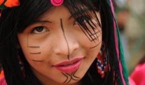 Entrevista a Gabriel Mujuy, sobre la importancia de los indígenas y la Paz en Colombia