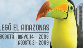 Llegó el Amazonas a Bogotá