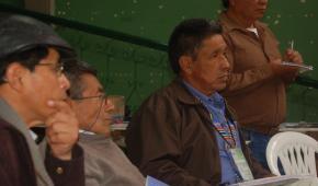 Gobierno Mayor habla sobre Televisión Indígena
