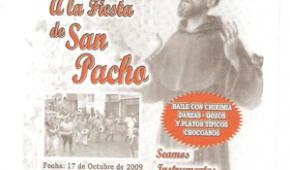 Fiesta de San Pacho en Bogotá