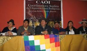 La discriminación es la clave: I Cumbre de Mujeres Indígenas