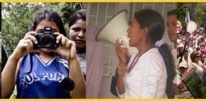 Comunicadores indígenas:   ¡A caminar la palabra!