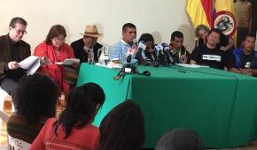 LOS PUEBLOS INDÍGENAS NO SOMOS ACTORES ARMADOS, SOMOS ACTORES DE PAZ