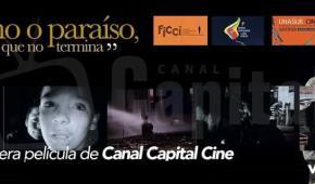 """Gala de """"Infierno o paraíso"""", en el antiguo sector del """"Cartucho"""", en homenaje a los habitantes de calle"""