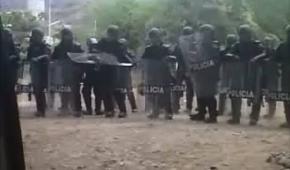 Agresión del SMAD contra la Minga en Huila y Cauca, denuncian Indígenas