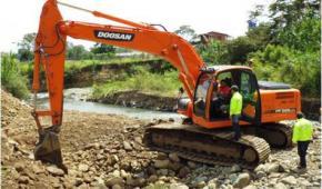 OIA denuncia incursión de maquinaria pesada en el Resguardo Chontadural Cañero, en Mutatá