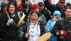 RECORDEMOS EN EL DÍA DE LA MUJER INDÍGENA A LAS ABORIGENES CANADIENSES ASESINADAS DESDE 1980