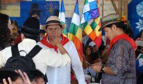 V Cumbre Continental de los Pueblos Indígenas del Abya Yala  Declaración de La María -Piendamó