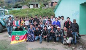 Indígenas avanzan en la construcción de su Plan Estratégico de Comunicaciones
