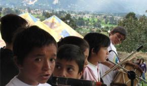 Muiscas de Chía celebran su San Pedro