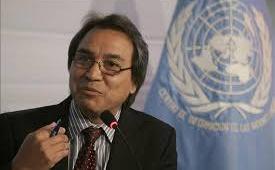 ONU: Preocupa situación de derechos de indígenas en Colombia