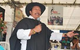 Un Presidente Indígena