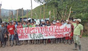 Indígenas U´was y Gobierno llegan a un principio de Acuerdo