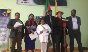 Comisión Étnica para la Paz ofrece mediación para que Gobierno yELN reanuden fase pública de conversaciones
