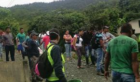 Indígenas Awá alertan sobre desabastecimiento en sus comunidades por Paro Camionero