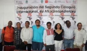 Realizan II Coloquio Internacional de Afrodescendientes
