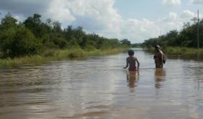 Paraguay: Indígenas abandonan sus tierras por inundaciones